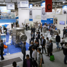 The Leading Event for Chemical Industry Attracts 166.000 Participants