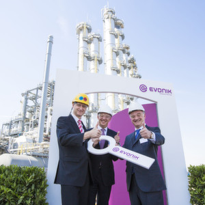 Evonik Starts New Production to Expand Leading Market Position