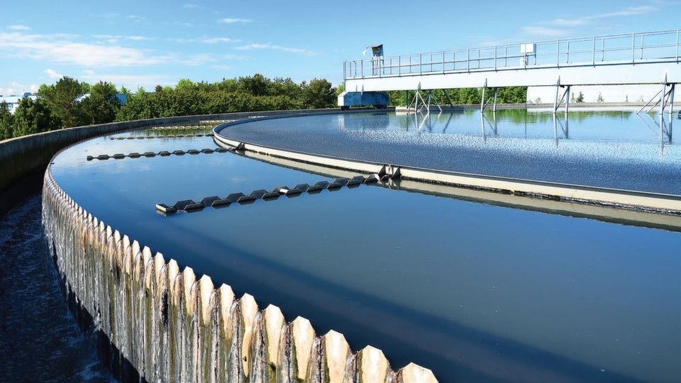 Wastewater treatment plant: Effluents from various production facilities at the site are treated to the maximum extent possible and then reused as process water.