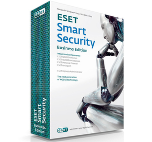 Anitirus-Experte Eset hat die Scan-Engine von NOD32 in die Smart-Security-Suite integriert.