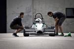 """""""Bei etwa 1,6 Kilogramm pro Kilowatt müssen wir uns selbst vor professionell gefertigten Supersportlern nicht verstecken"""" sagt Versuchsleiter Benedikt Bauersachs."""