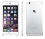 """Red Dot Award 2015 iPhone 6 Plus, Apple: Mit Maßen von rund 158 × 78 mm und einer Bildschirmgröße von 5,5"""" kommt das iPhone 6 Plus nahe an den Betrachtungskomfort eines Tablets heran. Das hochwertige Retina-HD-Display weist mit 1.300:1 einen sehr hohen Kontrastwert auf. Die Standard-Apps sind an die Bildschirmgröße angepasst und zeigen im Querformat mehr Menüoptionen an. Das Gehäuse aus eloxiertem Aluminium bildet mit seinen abgerundeten Kanten eine optisch nahtlose Einheit mit der Glasoberfläche des Displays. Trotz großer Bildschirmmaße ist das Smartphone nur 7,1 mm stark bei einem Gewicht von 172 Gramm. Begründung der Jury»Das 5,5""""-Retina-HD-Display des iPhone 6 Plus beeindruckt mit überzeugendem Bild- schirmkomfort. Das edle wie hochwertige Erscheinungsbild begeistert in technischer Hinsicht wie in seiner Ästhetik.«"""