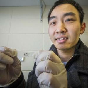 Sind Tesafilm und Phosphor die Schlüssel zu ultradünnen Solarzellen?