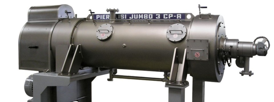 3-phase-decanter Jumbo 3 CP-A
