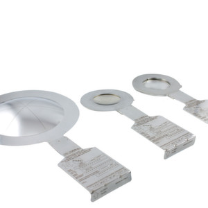 Donadon SDD NS Nano Scored discs can be provided with intrinsic vacuum resistance, with no need for supports.