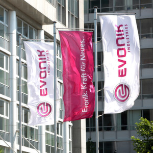 The acquisition means specific growth in one of Evonik's core businesses.