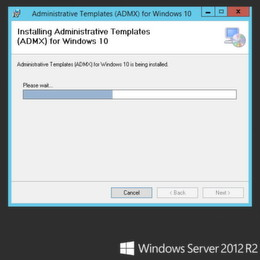 Windows 10 per GPO über Win-Server konfigurieren