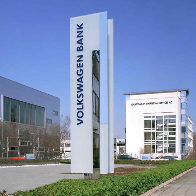 VW-Konzern ordnet seine Finanzsparte neu