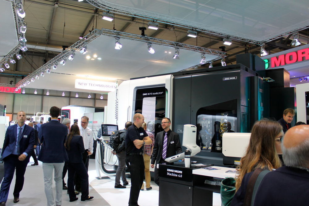 Pictures: DMG Mori USA transitions to customer-centric sales
