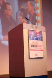 The Faces and Trends of 2015's Digital Plant Congress
