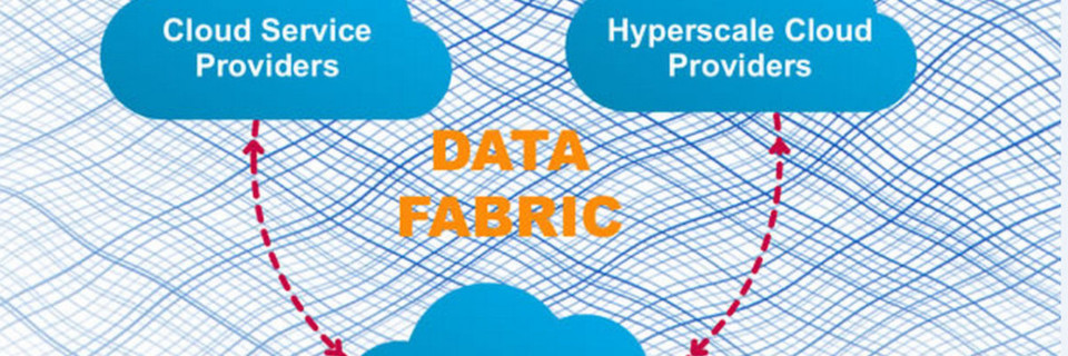 Die NetApp Data Fabric verbindet Private Cloud, Service-Provider und Hyperscaler.