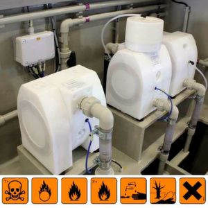 Forewarned is Forearmed — How to Achieve Full Containment with Dangerous Chemicals