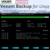 Veeam Backup for Linux