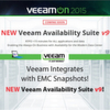 """Veeam Availability Suite v9"" und ""Veeam Managed Backup Portal for Service Providers"""