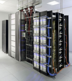 Das Deep-System am Jülich Supercomputing Centre