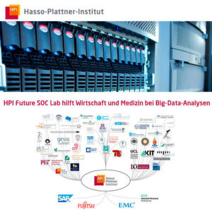 Big-Data-Forschung am HPI Future SOC Lab