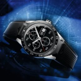 TAG Heuer, Intel und Google stellen Connected Watch vor