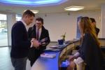 Gäste aus ganz Deutschland waren zu der Veranstaltung angereist, die Mobile.de zusammen mit den Magazinen »kfz-betrieb« und »Gebrauchtwagen Praxis« veranstaltet.