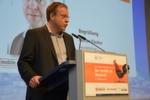 Florian Fischer, Geschäftsführer von Vogel Business Media, begrüßte die Teilnehmer.
