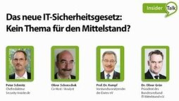 IT-Sicherheitsgesetz: Kein Thema für den Mittelstand?