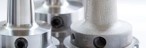 World's first: Additively manufactured hydraulic chuck