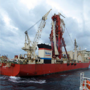 The Deep Blue, one of the world's largest deepwater pipelay and subsea construction vessels, will be send to the Odd Job field in the Gulf of Mexico.