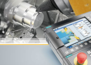 Siemens has extended the range of functions in its Sinumerik 828 controller family with new hardware and software.