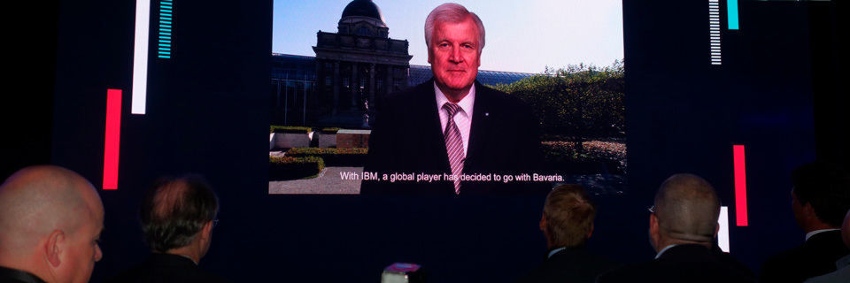Video-Grußadresse von Horst Seehofer