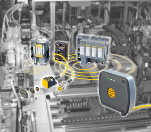 Turck's modular RFID portfolio allows exactly the right design for identification solutions, not only for brand protection.