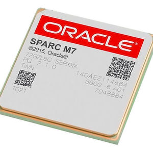 Mit der SSPARC M7-Microprozessorlinie debütiert Oracle In-Chip-Sicherheits-Features.