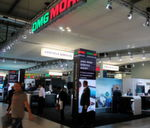 DMG Mori stand at the recently held EMO Milano.