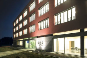 Das Frankfurt Institute for Advanced Studies (FIAS) von außen.