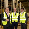 Westcon eröffnet neues Logistikzentrum