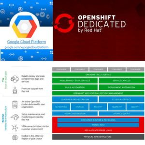Googles Cloud Plattform integriert OpenShift Dedicated