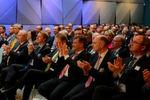 An die 250 Personen hatten an der Vorstellung des DAT-Reports in Berlin teilgenommen.
