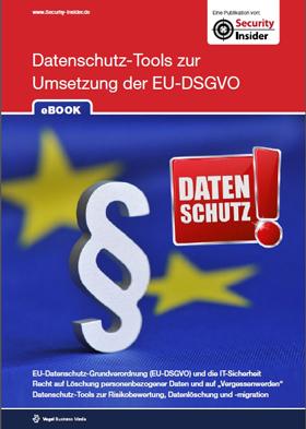 Datenschutz-Tools zur Umsetzung der EU-DSGVO