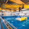 Autonomes Unterwasserfahrzeug in Serienfertigung
