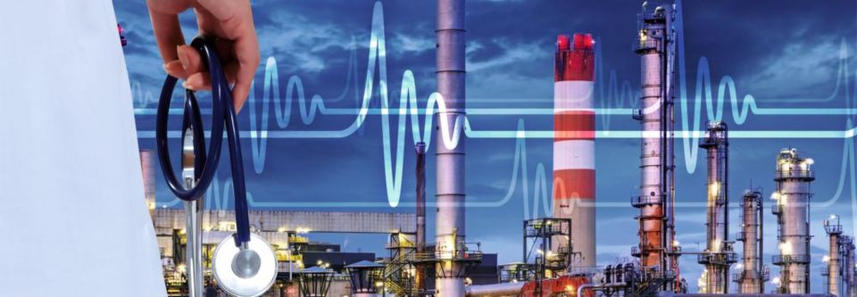 Topics like industry 4.0 make the hearts of petrochemical industry experts beat faster.