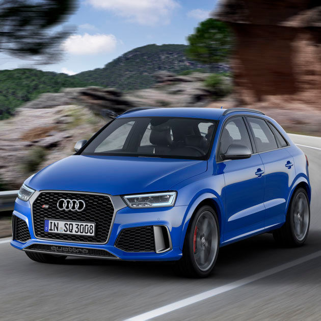 Audi Rs Q3 Performance Mehr Sportler Als Suv