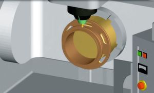 Simulation software release v7.4 can simulate the complete hybrid manufacturing process.