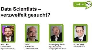 Data Scientists – verzweifelt gesucht?