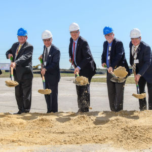 Air Products Breaks Ground for World-Class SMR at Covestro's Bayton Site