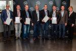 Die Ehrung der besten Opel-Verkäufer ...