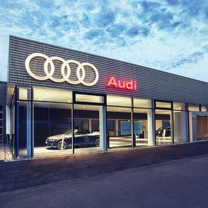 Die großen Autohändler: Hoppmann Autowelt