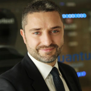 Stéphane Estevez, Senior Product Marketing Manager EMEA bei Quantum