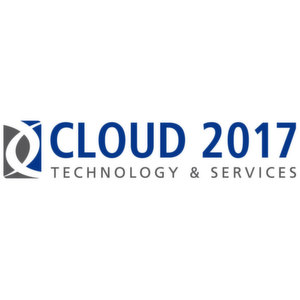 Cloud Technology & Services Conference 2017