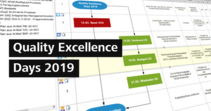 Quality Excellence Days 2019 (Stuttgart