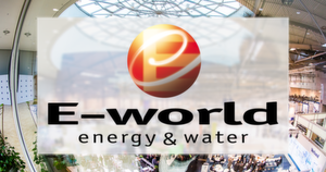 E-world Energy & Water 2019 | 5.-7. Februar, Essen