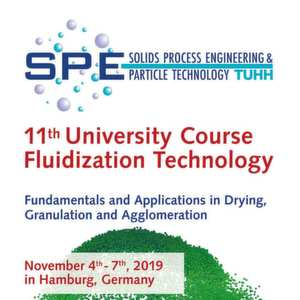 Meet the Glatt Experts @ 11th University Course Fluidization Technology
