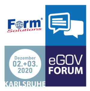 Form-Solutions eGovForum 2020